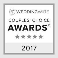 WeddingWire Couples Choice Winner